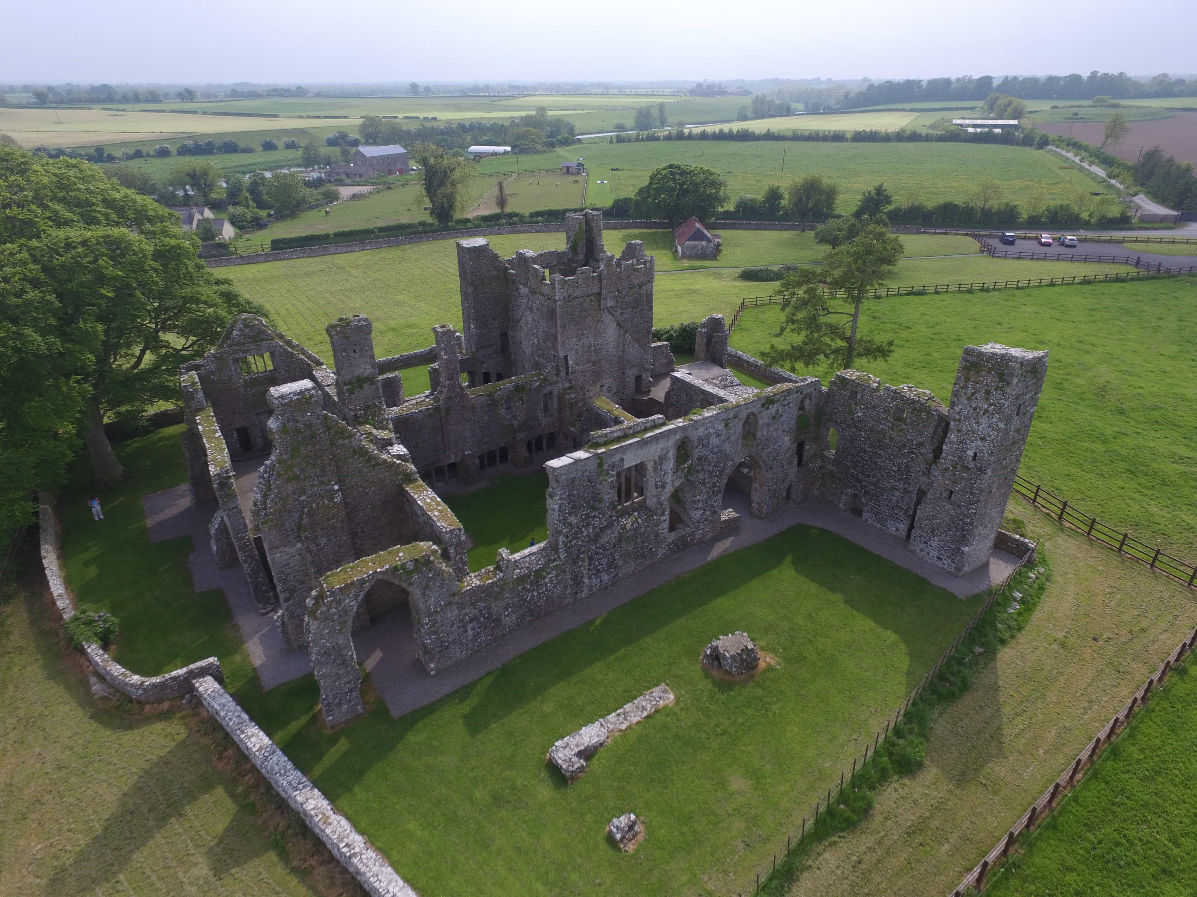 bective abbey things to see on a daytrip from dublin