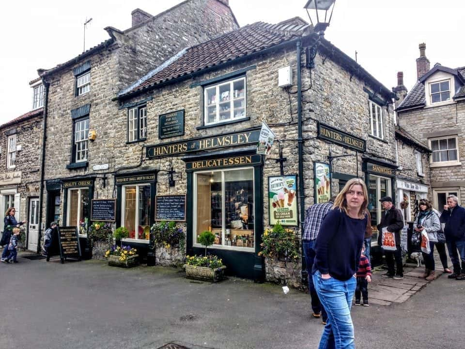 Yorkshire Market Towns & Prettiest Yorkshire Villages