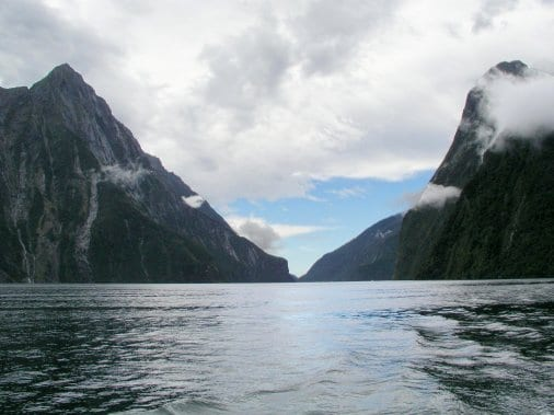 Kia Ora - Welcome to New Zealand - checking out Wellington