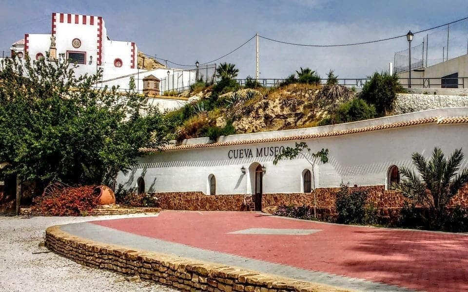 Cave house Museum in Almeria