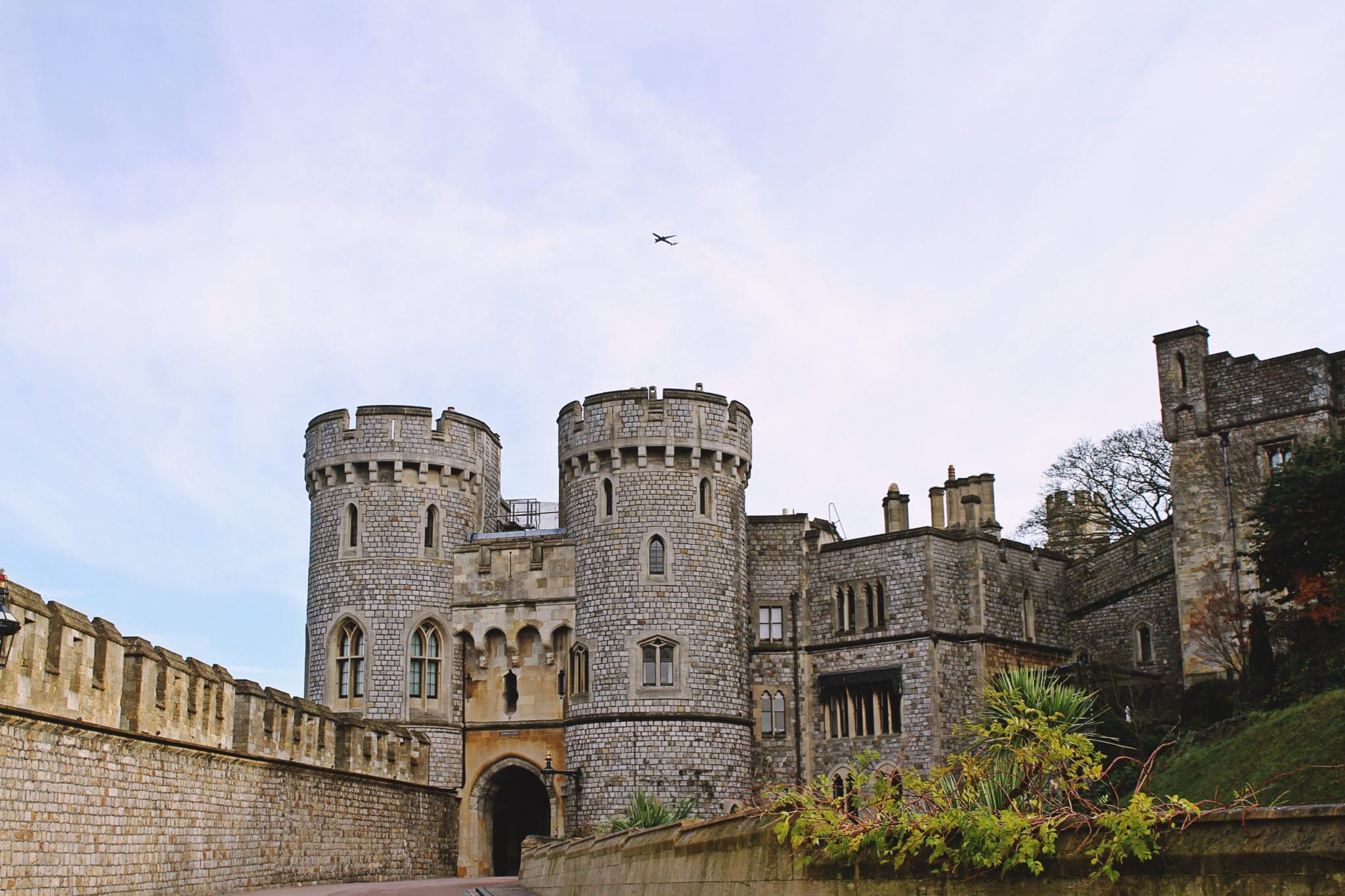 A day trip to Windsor and Visiting Windsor Castle England