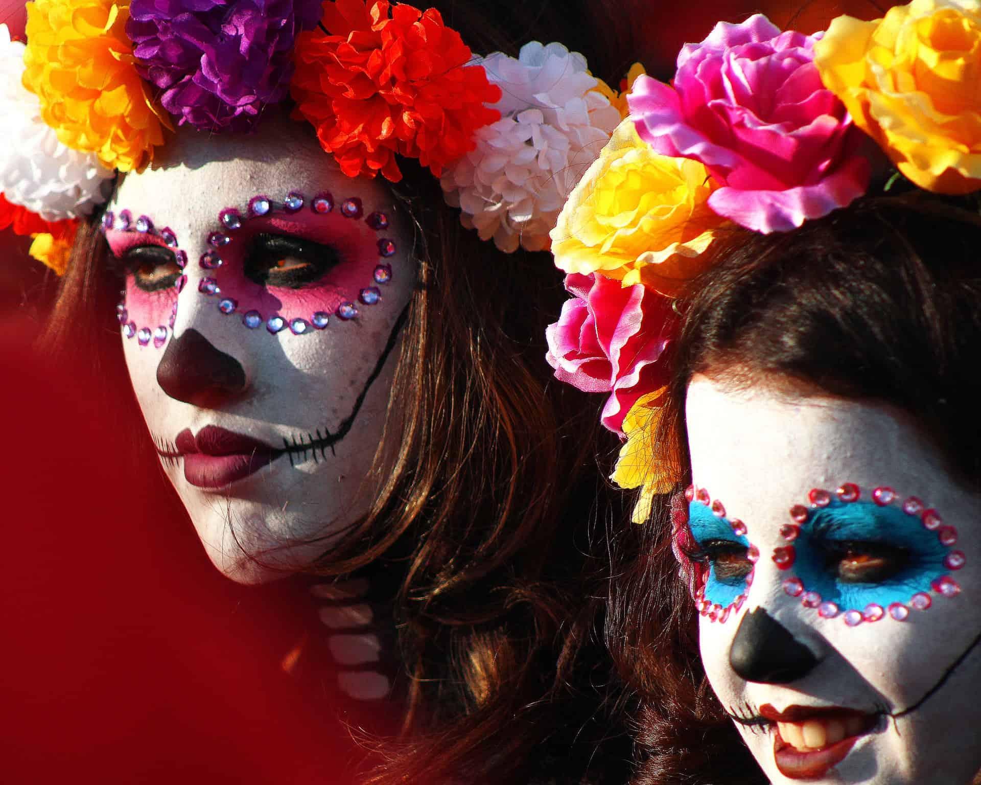 74802d230 The Day of the Dead - Calavera and dia de los Muertos in Mexico