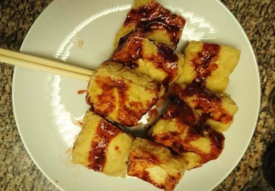 Chau Dau Foo - Cantonese Street Food