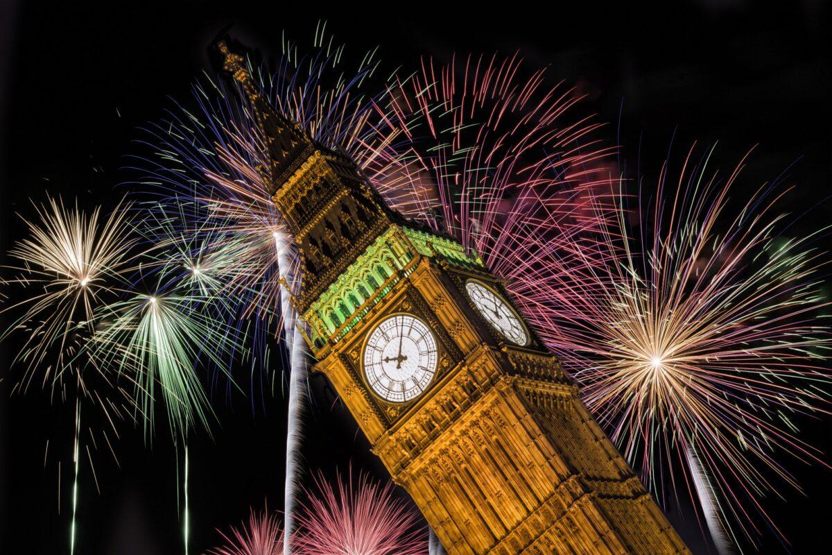 Celebrating 5th November Guy Fawkes Night in England