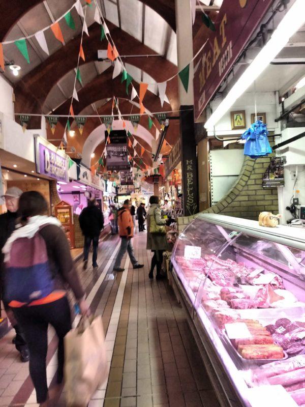 view of the Milk Market in Cork