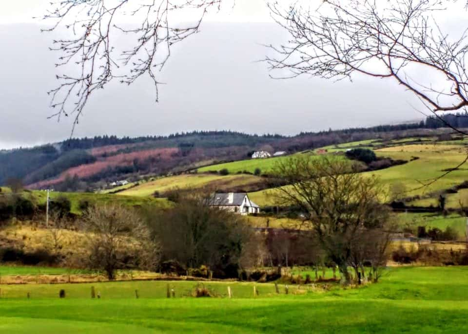 the 9 Glens of Antrim