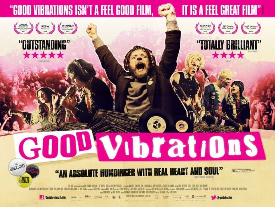 The best movie about the music scene in N. Ireland