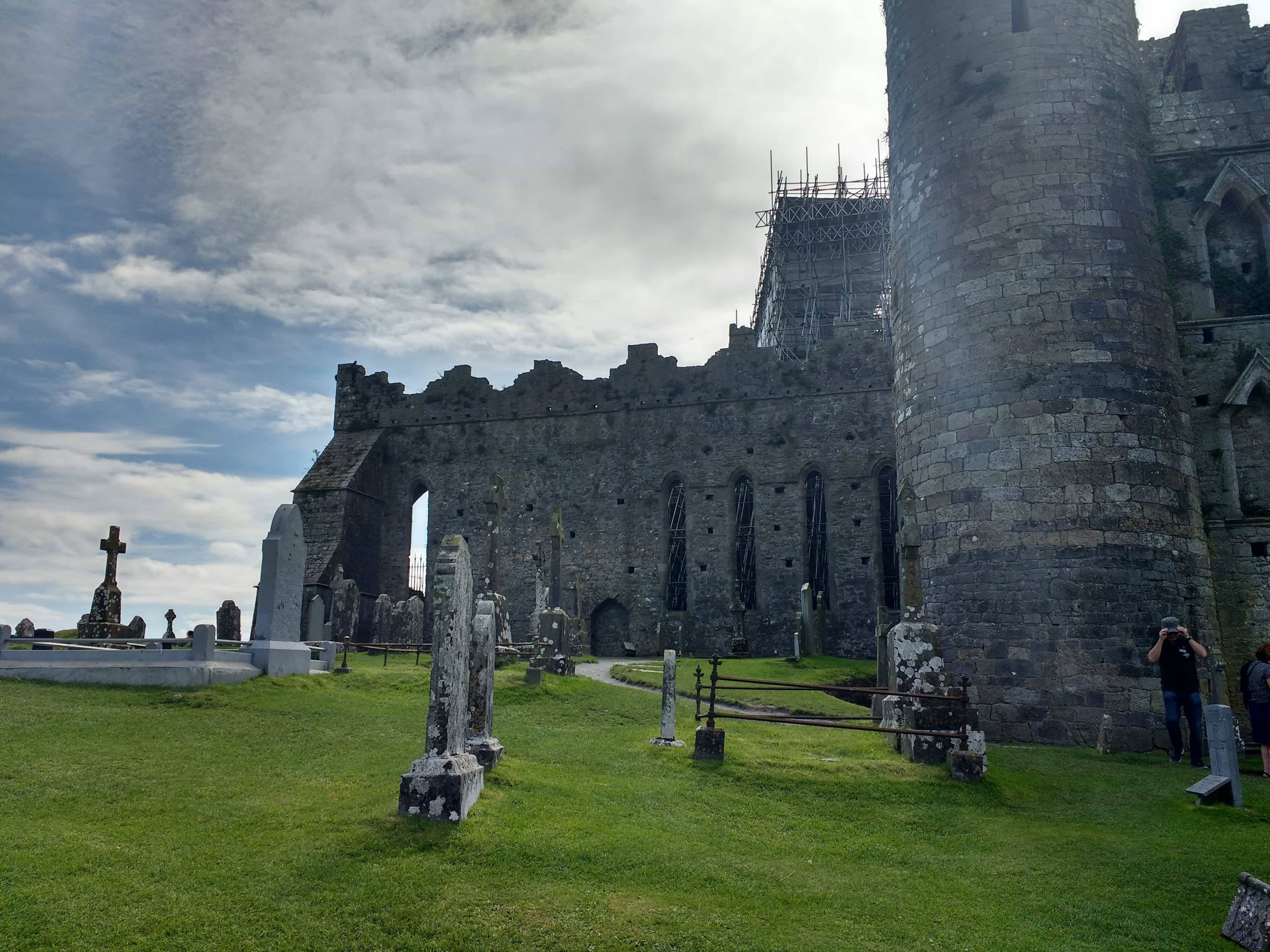 Rock of Cashel & Hore Abbey outstanding monuments of Ireland