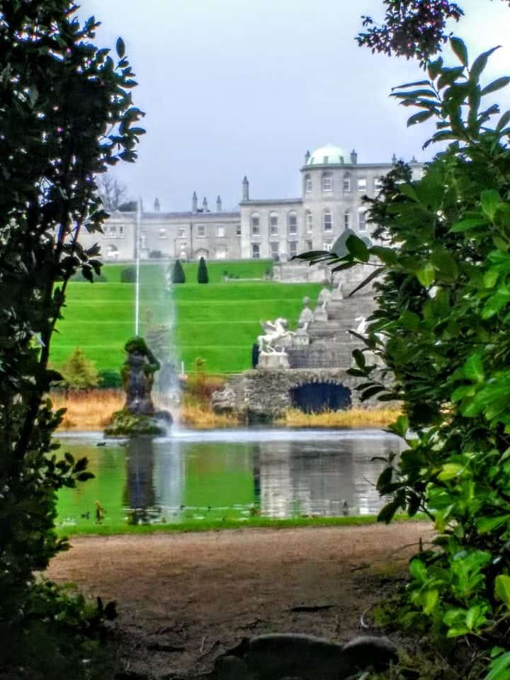 Powerscourt from the Vikings TV show