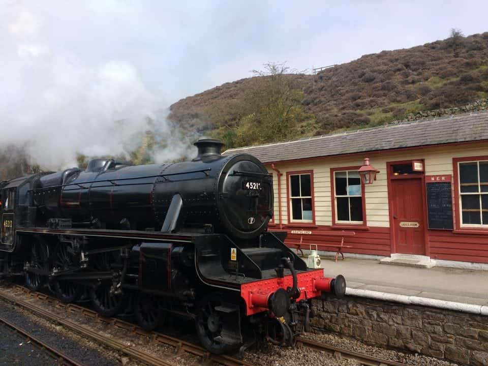 Goathland Station Harry Potter Hogsmeade