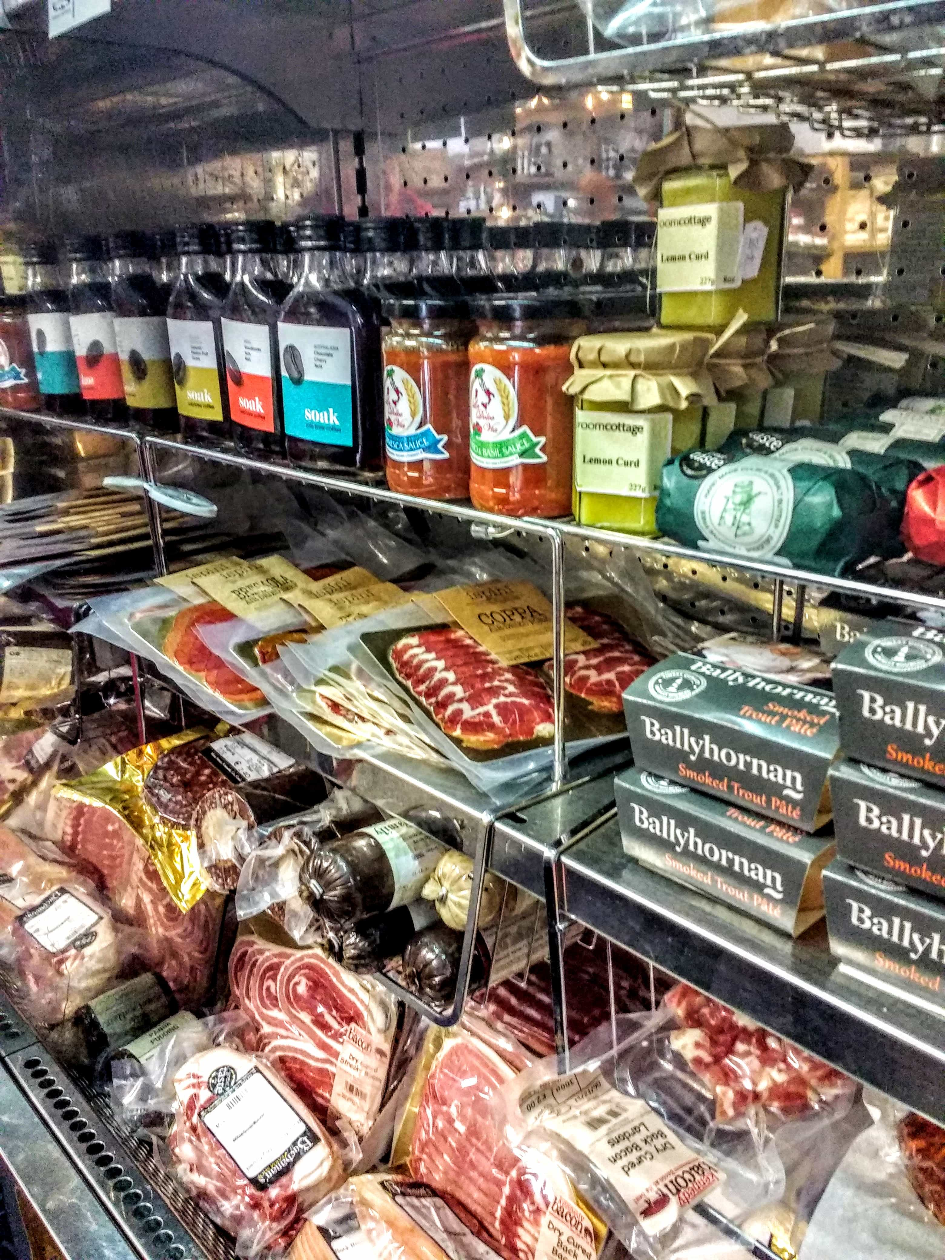 gourmet foods available in Ireland - what to eat when you visit Ireland