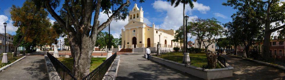 Santa Clara Park in Cuba