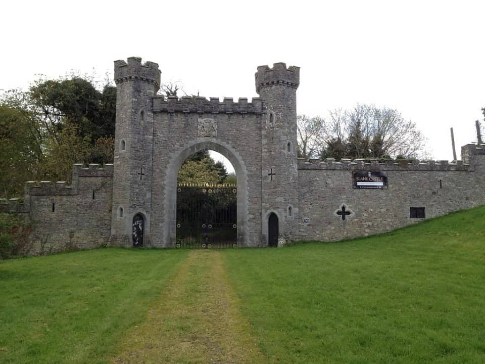 Slane castle home to Ireland's newest whiskey tour