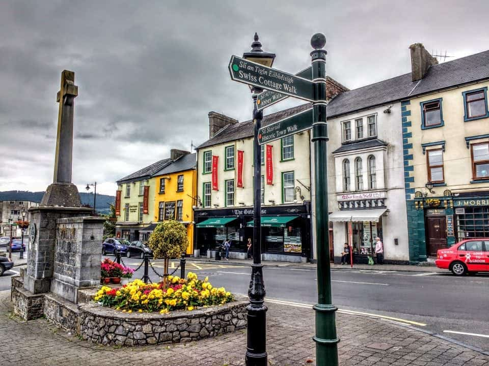 Renting a car in Ireland - beware the insurance costs