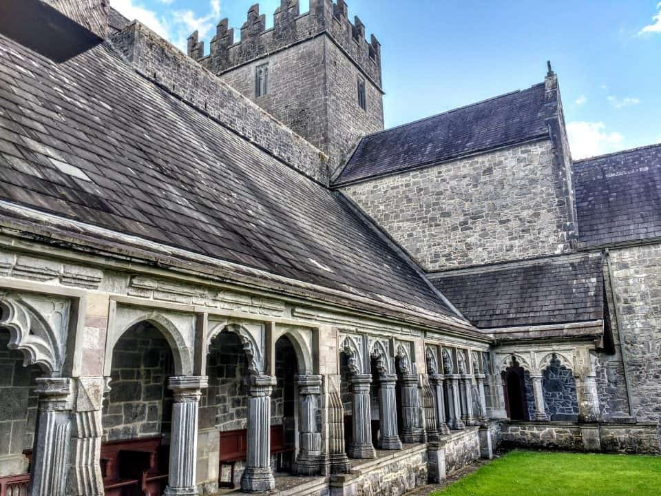 Holy Cross Abbey and church in Ireland's Ancient East