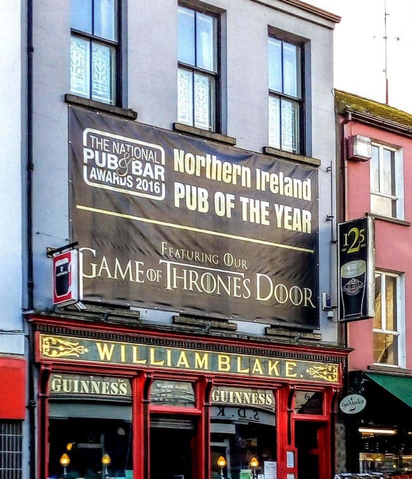 Epic Game of Thrones Ireland self drive tour