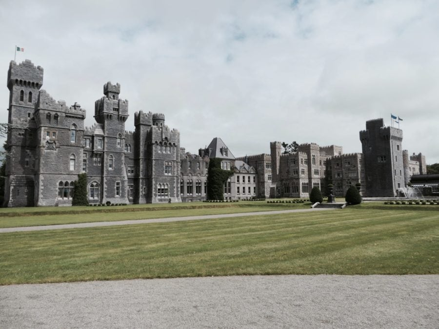visiting Kilkenny Castle