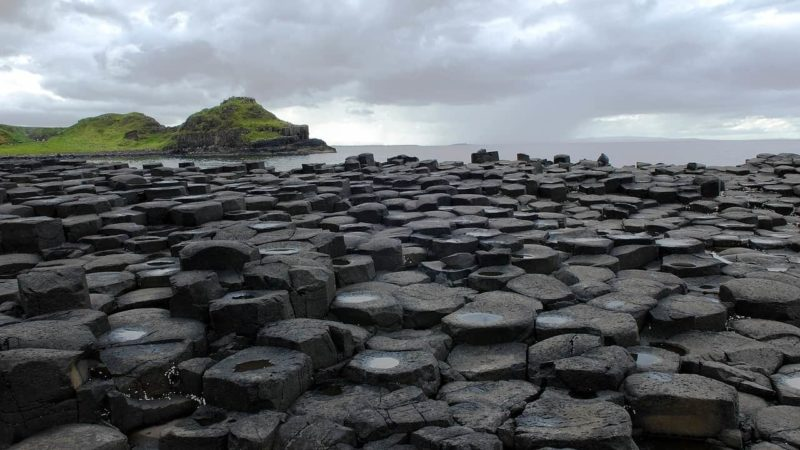 Giant's Causeway on the Causeway coast itinerary