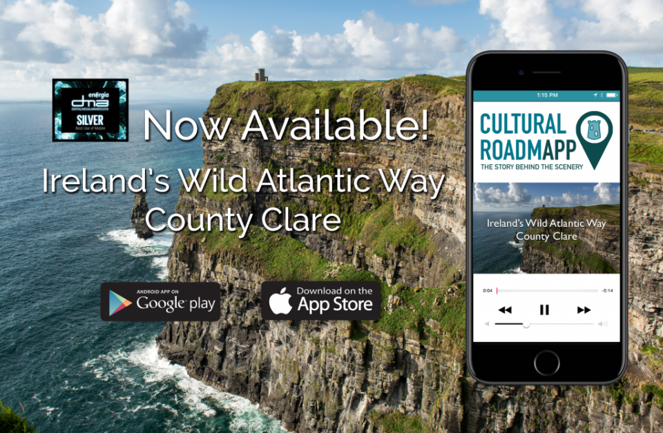 Wild Atlantic Way Route Ireland Road Trip