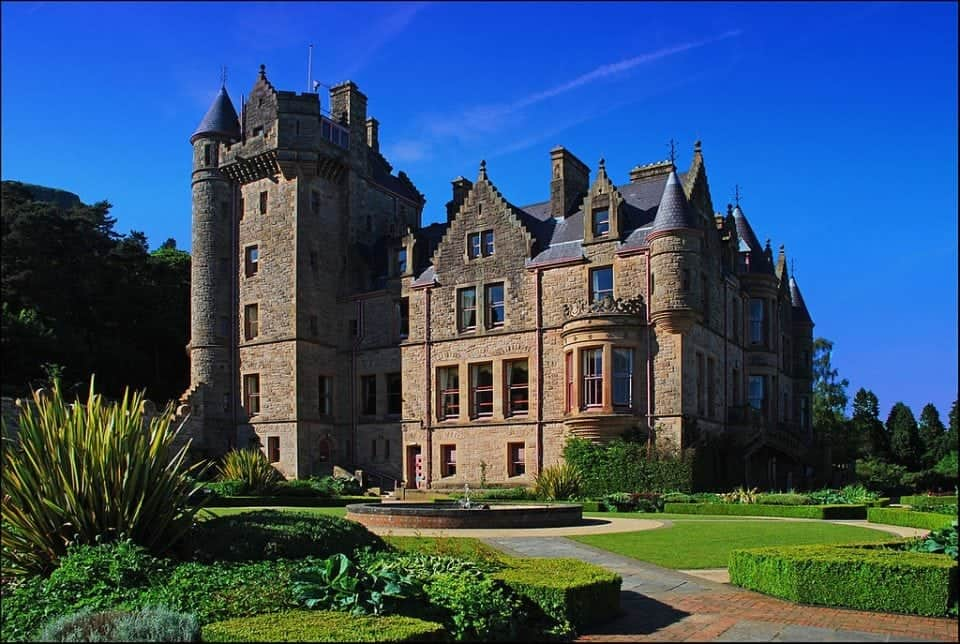Belfast Castle - What to see and do beyond Belfast
