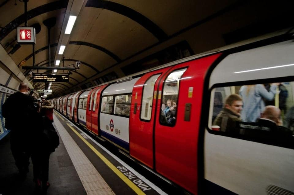 2 days in London use the tube to get where you want to go