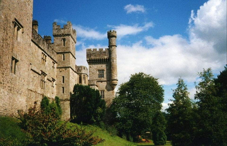 Lismore Castle on Ireland's Celtic Coast - Ireland's Ancient East