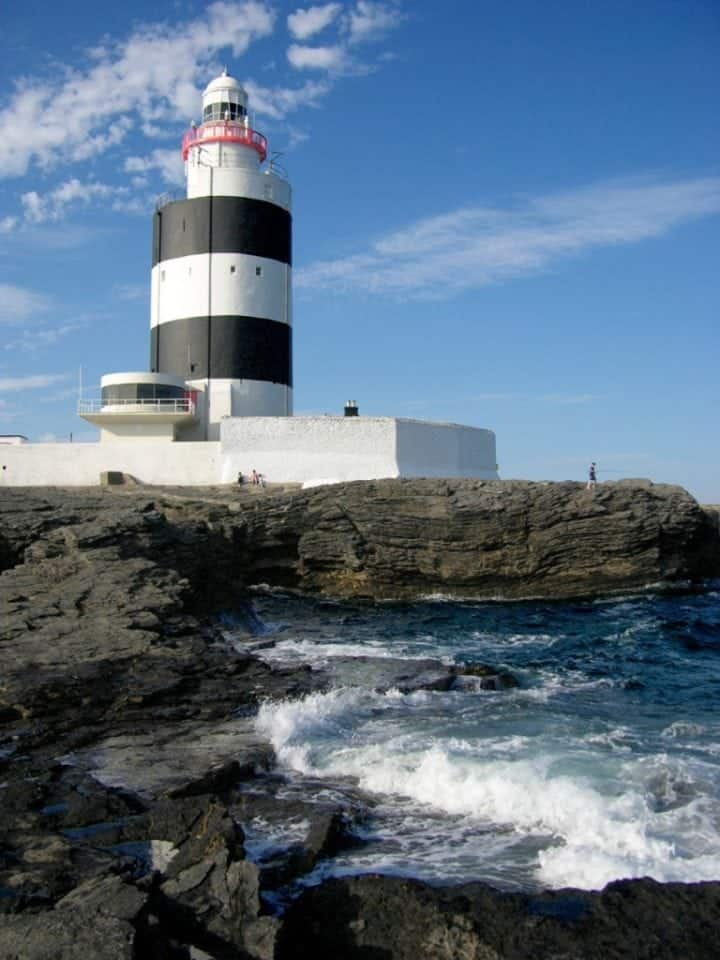 Hook Head Lighthouse on Ireland's Celtic Coast