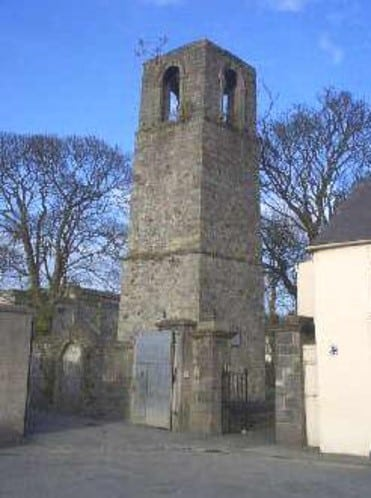 Cavan Bell Tower Ireland's ancient east
