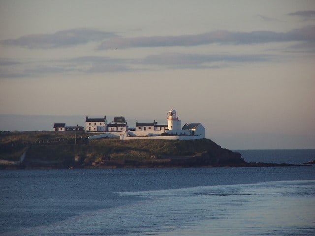 great lighthouses to stay in Ireland