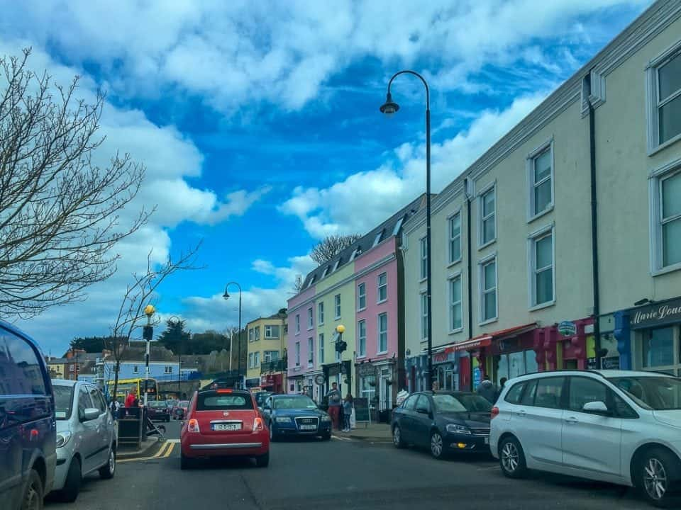 visiting Howth village on your Ireland Road Trip