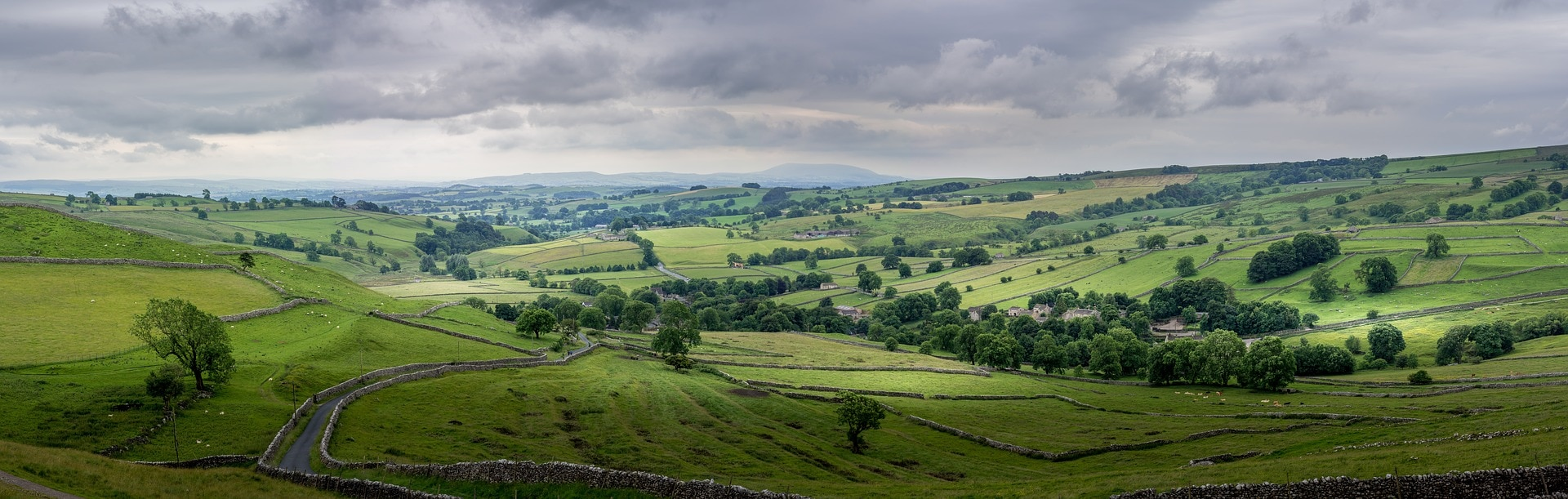 Malham view in Things to do in North Yorkshire