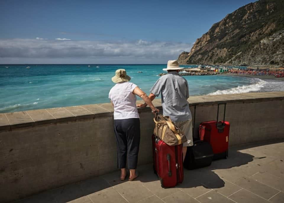 Traveling over 50