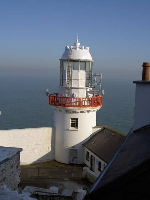 Lighthouses to stay at in Ireland