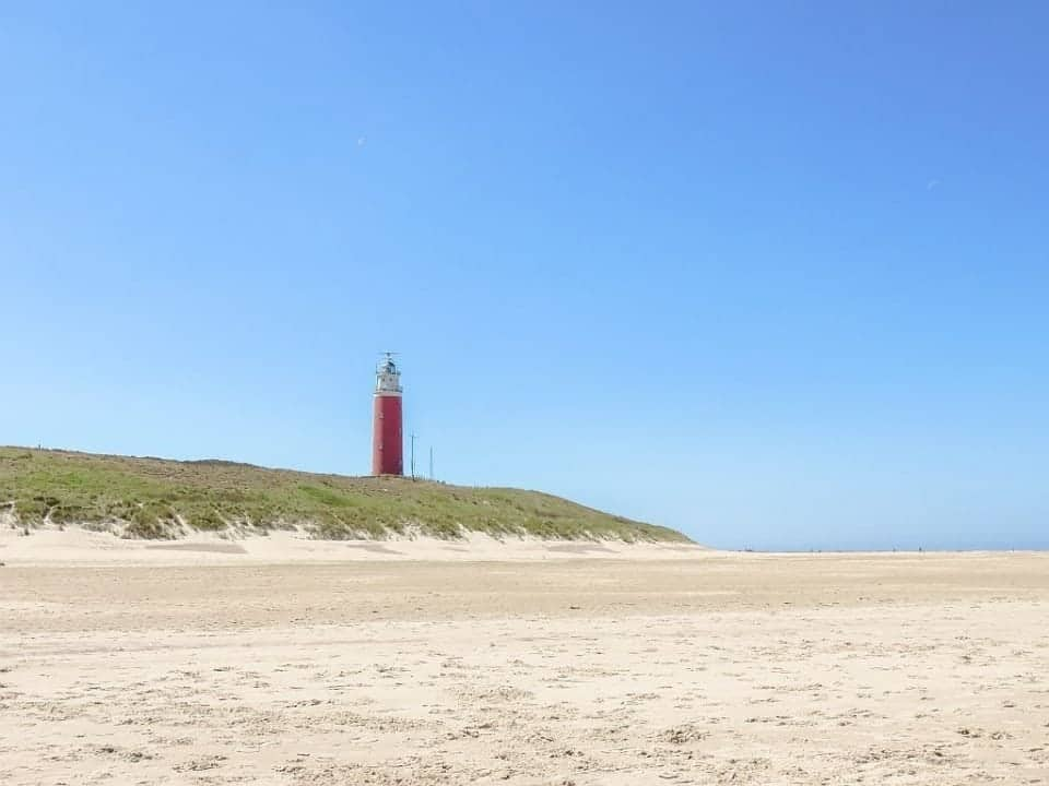 the beaches at Texel Best of the Netherlands