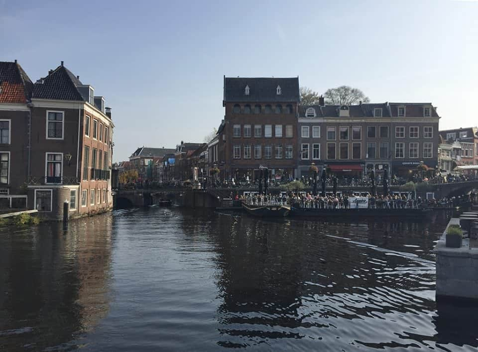 Leiden in the Netherlands