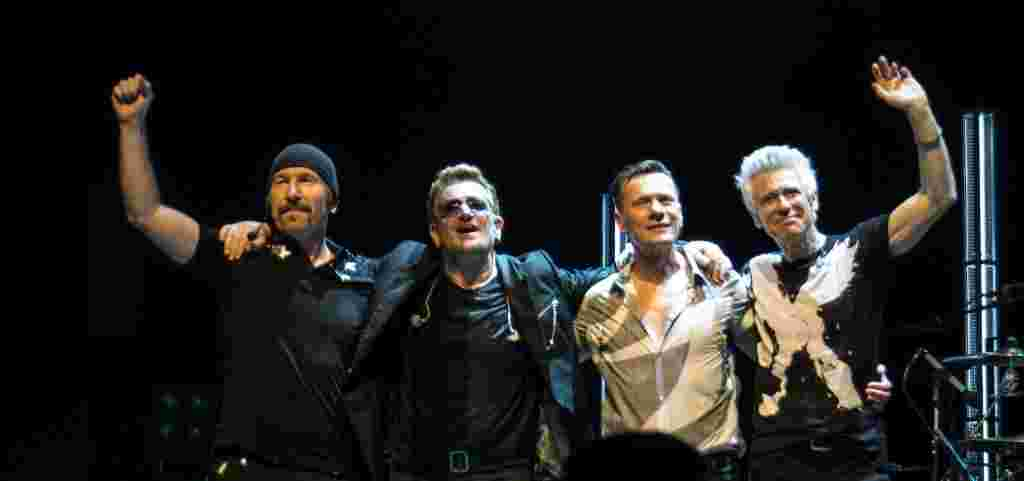 creative Ireland has much to offer, U2 is just one of the most famous bands to come out of Dublin