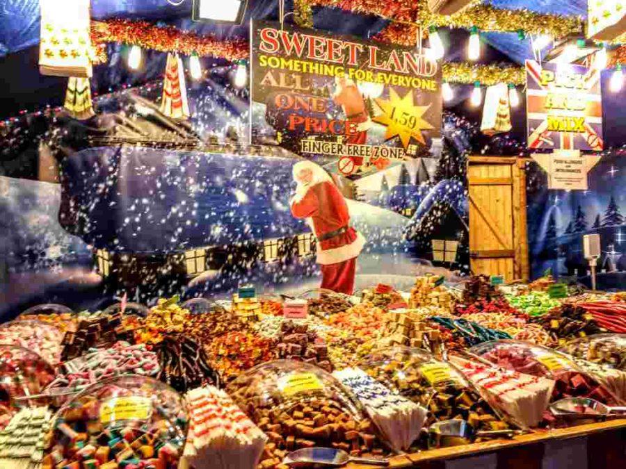Belfast Christmas Market - sugarplum visions