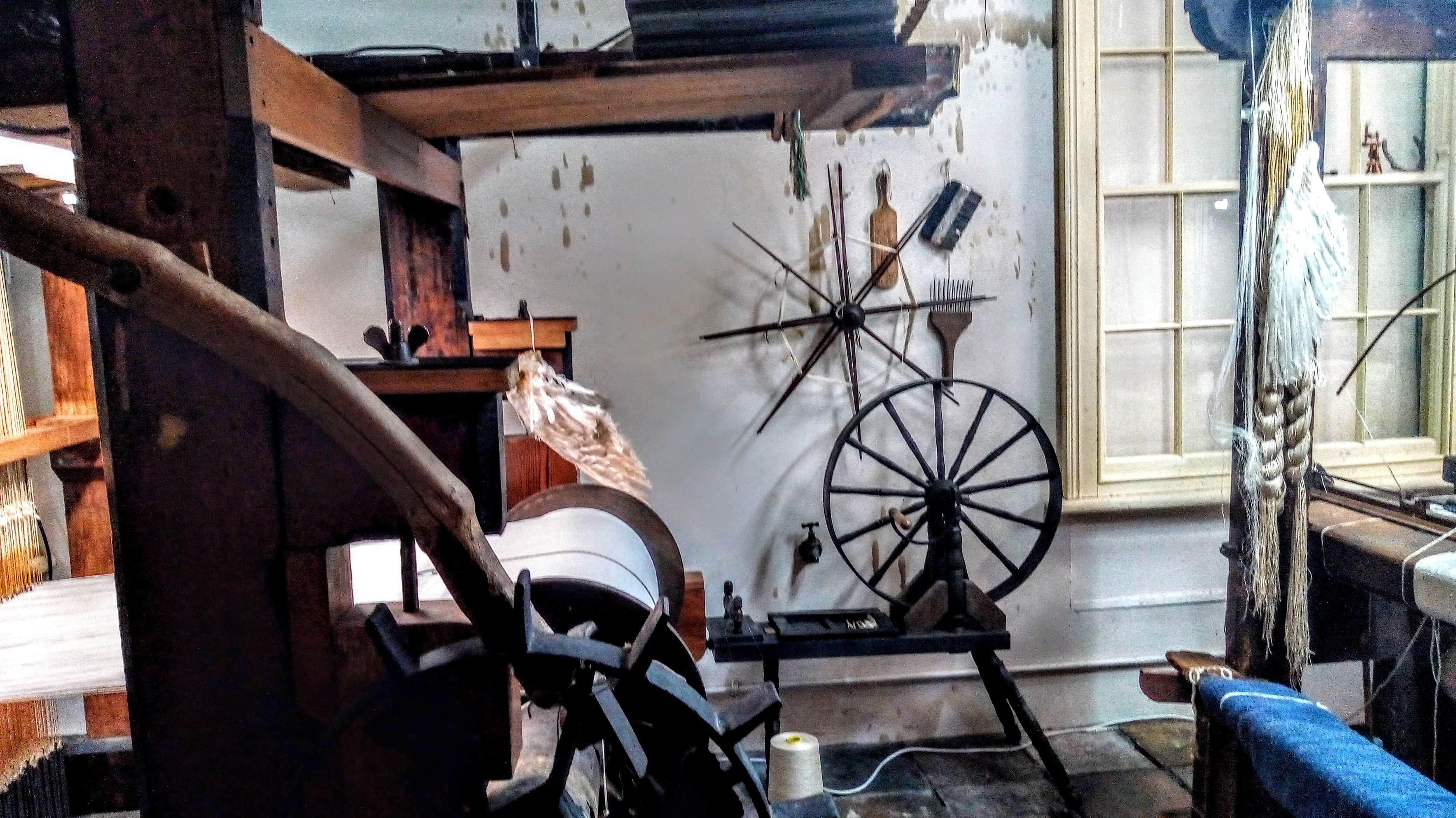 spinning wheel creative Ireland