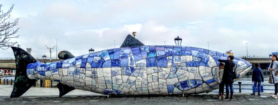 The big fish or the Salmon of Knowledge Irish tourist traps