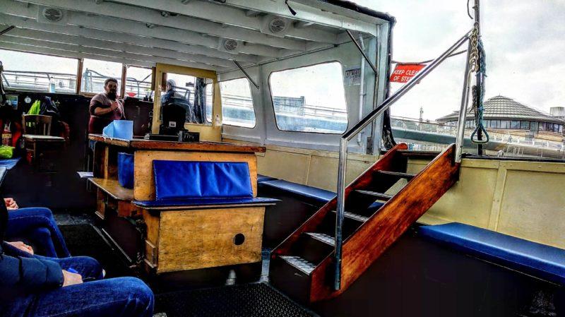 Lagan Belfast boat tour