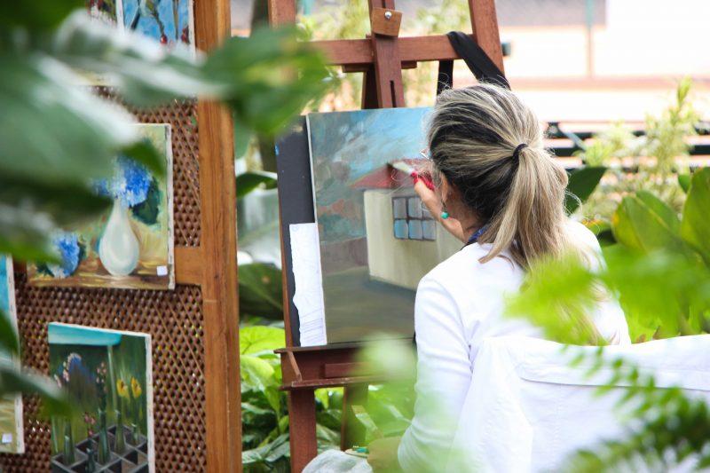 creative Ireland painting classes