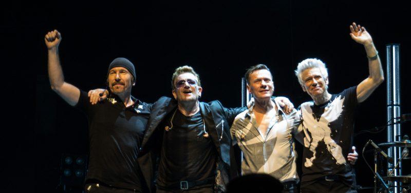 Creative Ireland a photo of Bono and U2