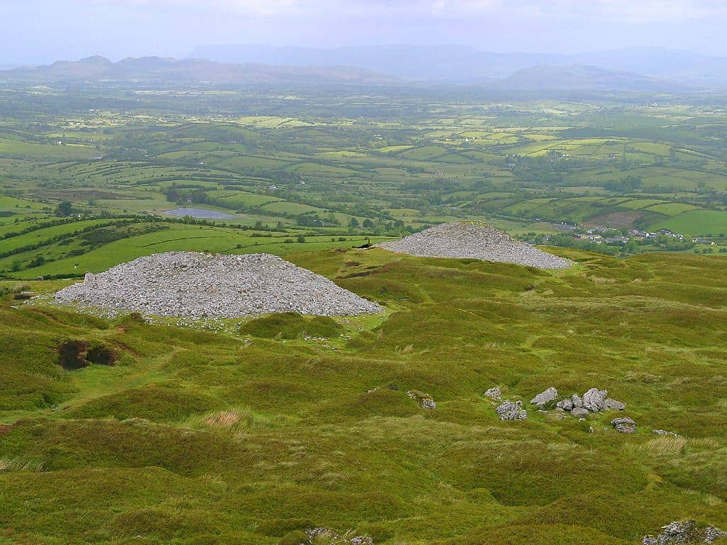 Carrowkeel mounds Sligo