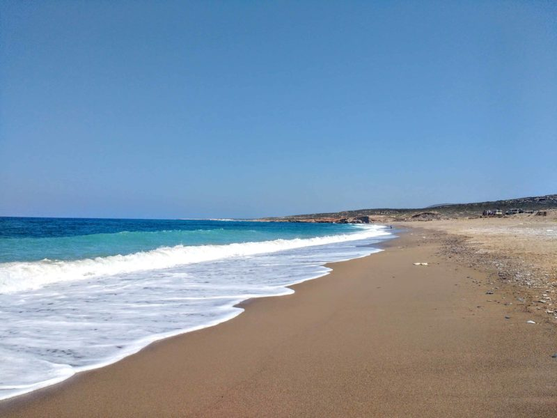 Kissonerga beach Paphos Cyprus
