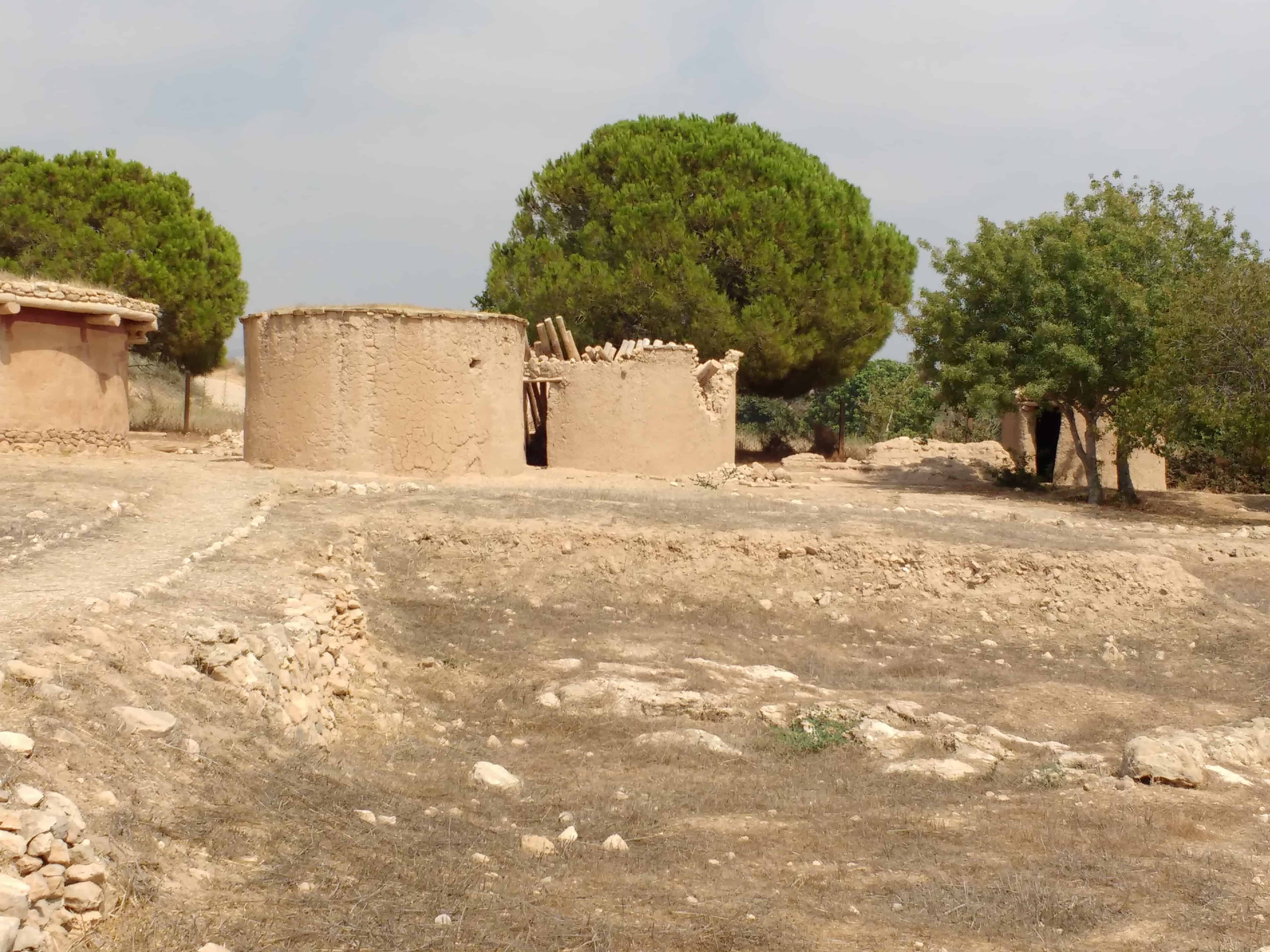 Chalcolithic Village in Cyprus