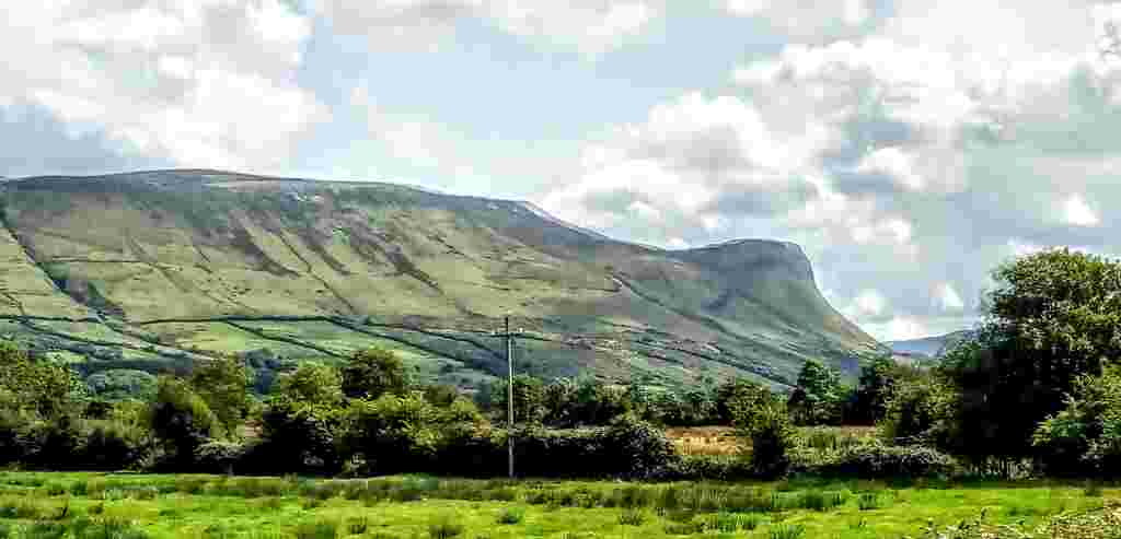 leading up to Gleniff - things to do in Sligo