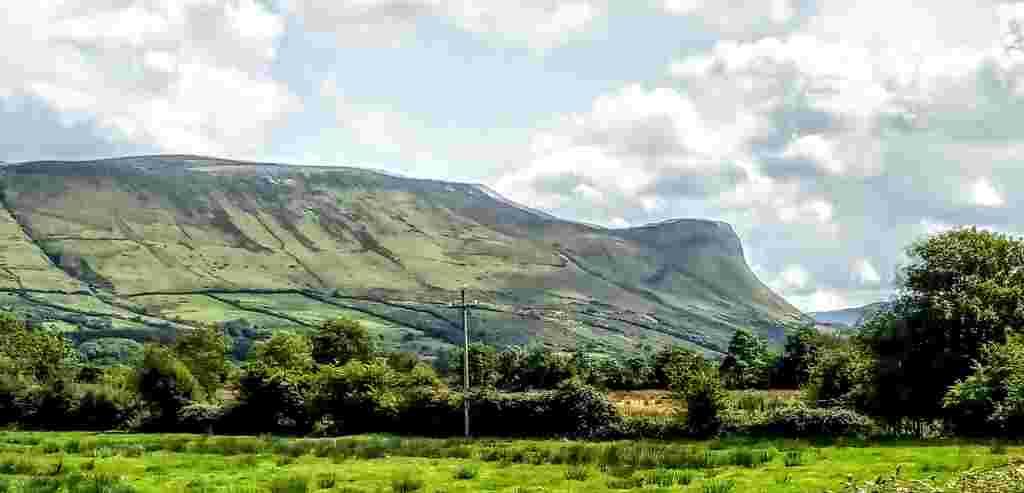 leading up to Gleniff - things to do in Sligo