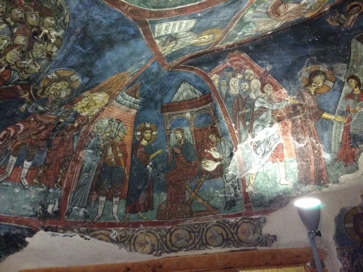 Agios Neophytos Monastery Cyprus a fascinating sacred site