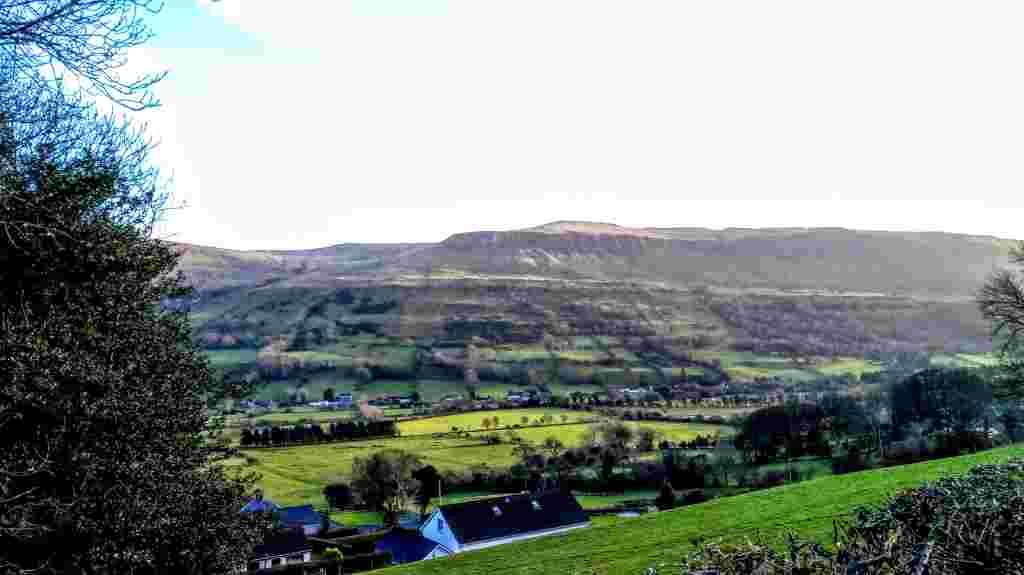 The green glens of Antrim - the 9 Glens