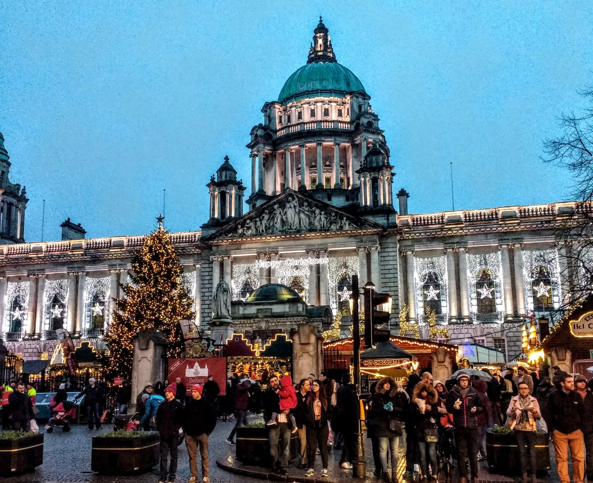 Christmas in Belfast how to spend a fabulous holiday here